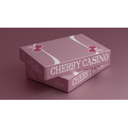 Cherry Casino Flamingo Quartz (Pink) Playing Cards By Pure Imagination Projects wwww.jeux2cartes.fr