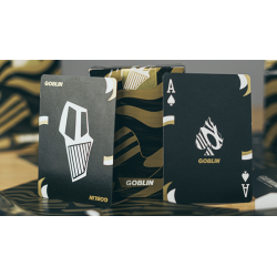 Gold Goblin Playing Cards by Gemini wwww.jeux2cartes.fr