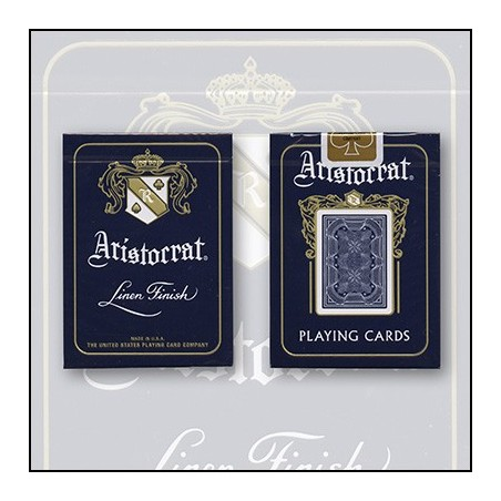 Bicycle Aristocrat 727 Bank Note Cards (Blue) by USPCC wwww.jeux2cartes.fr