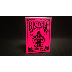 Bicycle Nautic Pink Playing Cards by US Playing Card Co wwww.jeux2cartes.fr