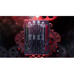 WORX Playing Cards by CardCutz wwww.jeux2cartes.fr
