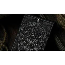 666 Dark Reserves (Silver Foil) Playing Cards wwww.jeux2cartes.fr