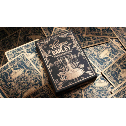 Hops & Barley (Copper) Playing Cards by JOCU Playing Cards wwww.jeux2cartes.fr