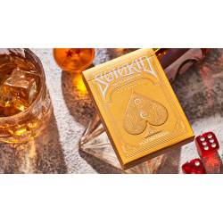 Solokid Gold Edition Playing Cards by Bocopo wwww.jeux2cartes.fr