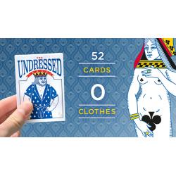 The Undressed Deck by Edi Rudo wwww.jeux2cartes.fr