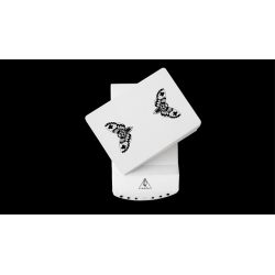 Warrior (Full Moon Edition) Playing Cards by RJ wwww.jeux2cartes.fr