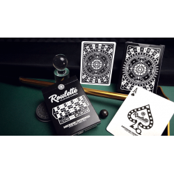 Roulette Playing Cards by Mechanic Industries wwww.jeux2cartes.fr