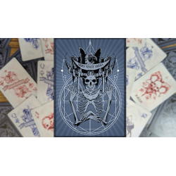 Mors Vincit Omnia Playing Cards by Any Means Necessary wwww.jeux2cartes.fr
