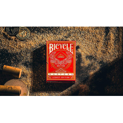Bicycle Red Legacy Masters Playing Cards wwww.jeux2cartes.fr