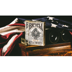 Bicycle 1900 Blue Playing Cards wwww.jeux2cartes.fr