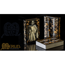 Merlin Illuminations Playing Cards by Art Playing Cards wwww.jeux2cartes.fr