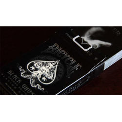 Black Ghost 2nd Edition Playing Cards wwww.jeux2cartes.fr