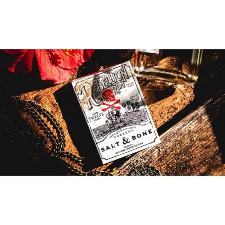 Salt & Bone Playing Cards wwww.jeux2cartes.fr