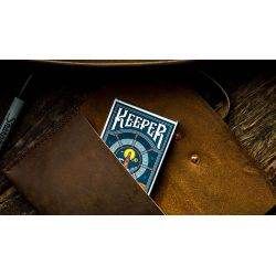 Blue Keepers Playing Cards wwww.jeux2cartes.fr