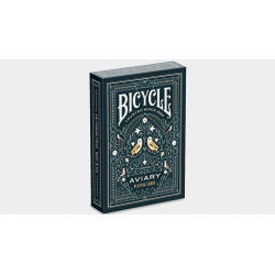 Bicycle Aviary Playing Cards wwww.jeux2cartes.fr