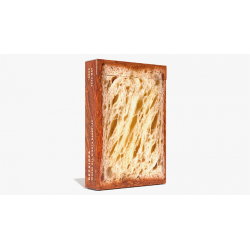The Sandwich Series (Bread) Playing Cards wwww.jeux2cartes.fr