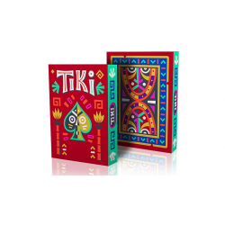 Tiki Playing Cards wwww.jeux2cartes.fr