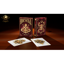 Bicycle Royale Playing Cards by Elite Playing Cards wwww.jeux2cartes.fr