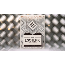 Esoteric: Static Edition Playing Cards by Eric Jones wwww.jeux2cartes.fr