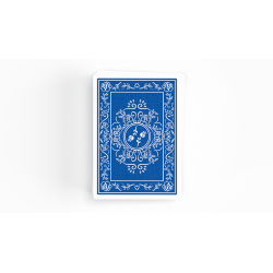 Black Roses Blue Magic Playing Cards wwww.jeux2cartes.fr