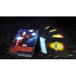 Avengers Iron Man Playing Cards wwww.jeux2cartes.fr