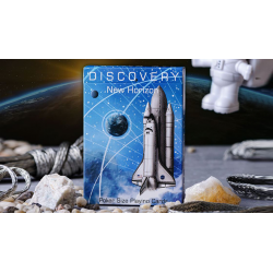 Discovery New Horizon (Blue) Playing Cards by Elephant Playing Cards wwww.jeux2cartes.fr