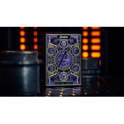 Avengers: Infinity Saga Playing Cards by theory11 wwww.jeux2cartes.fr