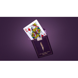 Feather Deck: Goldfinch Edition (Gold) by Joshua Jay wwww.jeux2cartes.fr