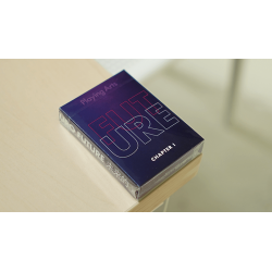 Playing Arts Future Edition Chapter 1 Playing Cards wwww.jeux2cartes.fr