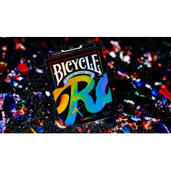 Bicycle Rainbow Playing Cards wwww.jeux2cartes.fr