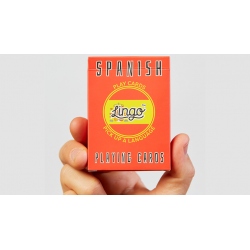 Lingo (Spanish) Playing Cards wwww.jeux2cartes.fr