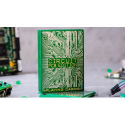 Circuit (PCB) Playing Cards by Elephant Playing Cards wwww.jeux2cartes.fr