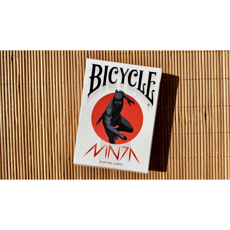 Bicycle Ninja Playing Cards wwww.jeux2cartes.fr
