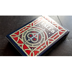Heroic Tales Playing Cards by Giovanni Meroni wwww.jeux2cartes.fr