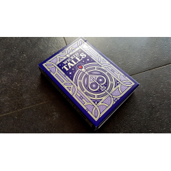 Wicked Tales Playing Cards by Giovanni Meroni wwww.jeux2cartes.fr