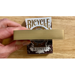 Gilded Bicycle Rune Playing Cards wwww.jeux2cartes.fr