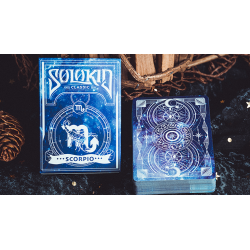 Solokid Constellation Series V2 (Scorpio) Playing Cards by BOCOPO wwww.jeux2cartes.fr