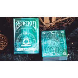 Solokid Constellation Series V2 (Libra) Playing Cards by BOCOPO wwww.jeux2cartes.fr