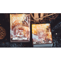 Solokid Constellation Series V2 (Gemini) Playing Cards by BOCOPO wwww.jeux2cartes.fr