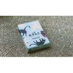 Meow Star Playing Cards by Bocopo wwww.jeux2cartes.fr