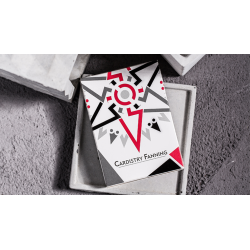 Cardistry Fanning (RED) Playing Cards wwww.jeux2cartes.fr