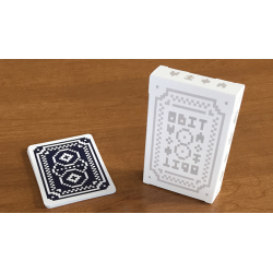8 Bit Playing Cards wwww.jeux2cartes.fr