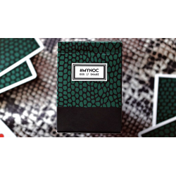 MYNOC: Snake Edition Playing Cards wwww.jeux2cartes.fr