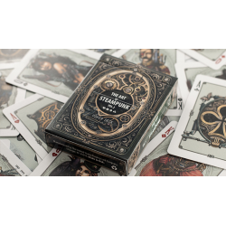 ARISTO Steampunk V2 Playing Cards wwww.jeux2cartes.fr