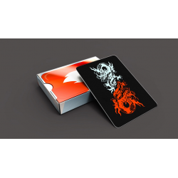 Fire and Ice Playing Cards wwww.jeux2cartes.fr