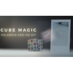 Skymember Presents: Project Polaroid  Add-On Kit (CUBE Magic) wwww.jeux2cartes.fr