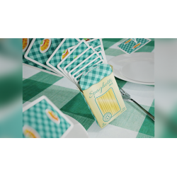 Spaghetti Playing Cards wwww.jeux2cartes.fr