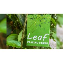 Leaf Playing Cards wwww.jeux2cartes.fr