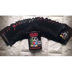 Vintage Mickey Mouse Playing Cards wwww.jeux2cartes.fr