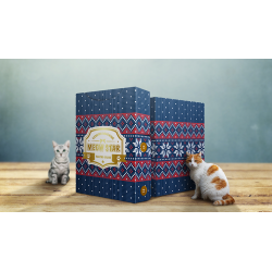 Meow Star (Knitted Sweater) Playing Cards by Bocopo wwww.jeux2cartes.fr